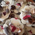 Home for Christmas - Soy wax tablet #2