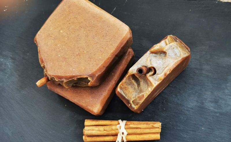 Cinnamon Bar Soap
